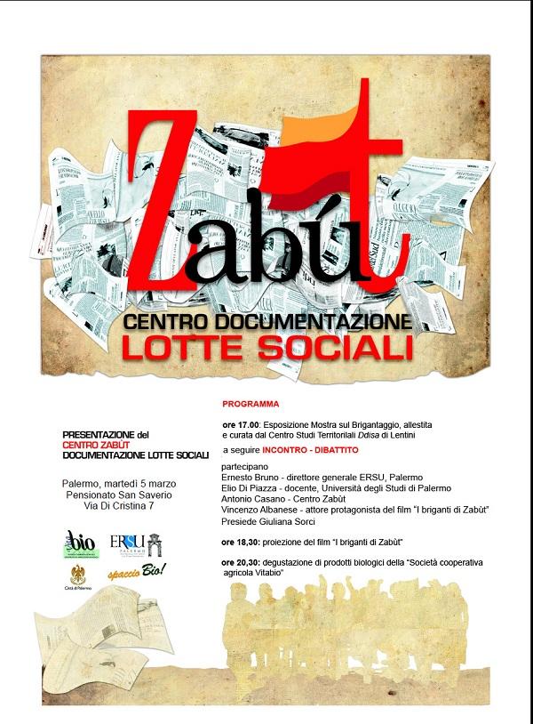 Zabut – Centro Documentazione Lotte Sociali