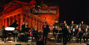 The brass group