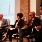 Da sinistra: Alberto Firenze, Tania Barresi, Alessandro Rais, Ivan Scinardo