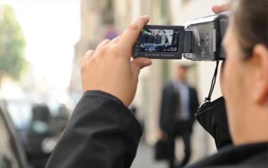 Selezione candidature al corso di reporter video per social media.