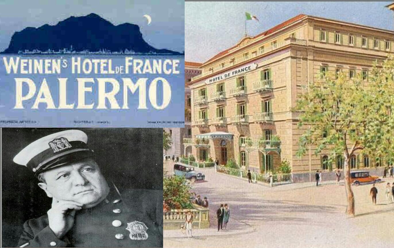 Festa dell'onestà, l'Ersu apre le porte dell'Hotel de France che ospitò Joe Petrosino