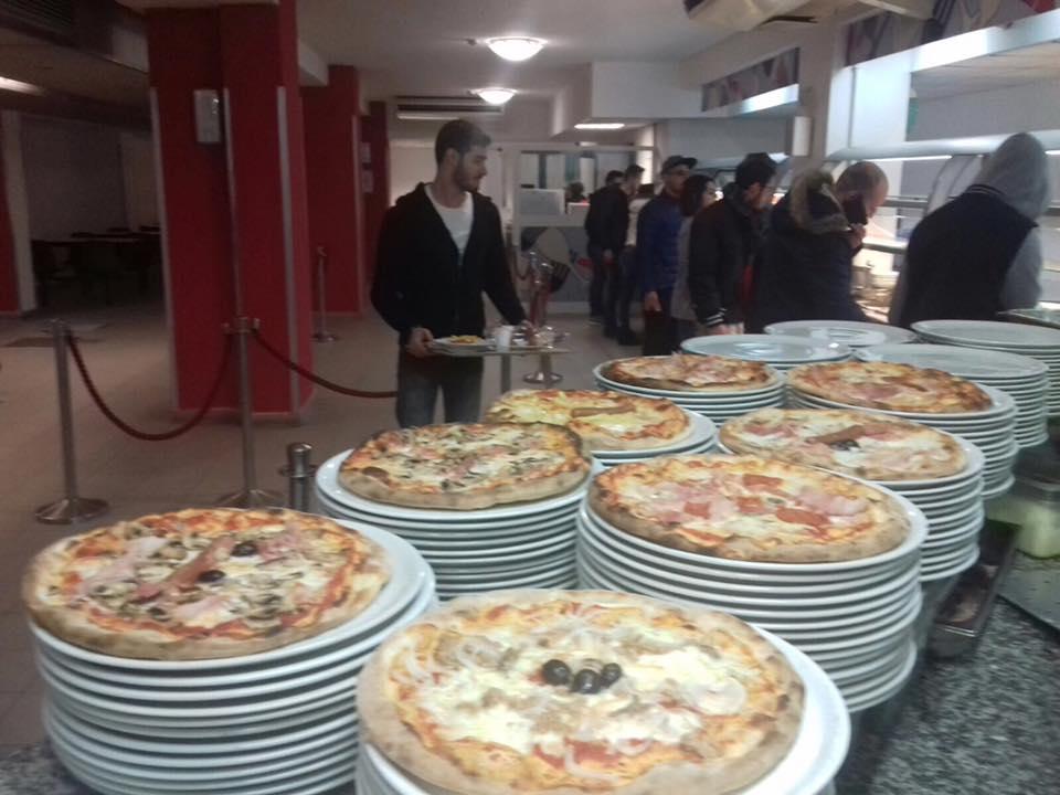Gara europea per la gestione del servizio ristorazione nelle mense universitarie dell'ERSU di Palermo