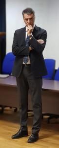 Il Commissario Straordinario Roberto Rizzo