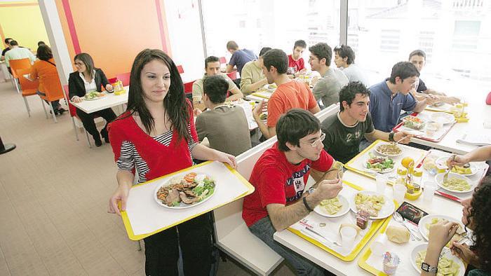 Servizio ristorazione per i richiedenti borsa di studio a.a. 2019/20 regolarmente iscritti per il medesimo a.a.