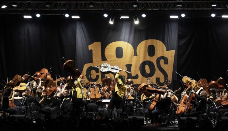 Concertone dei 100Cellos al Teatro di Verdura. Un appuntamento da non mancare