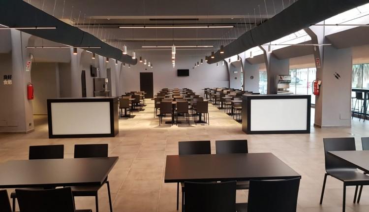 """Sospensione del servizio serale del """"corner take away"""" presso la sala ristorazione della R.U. """"Santi Romano"""""""