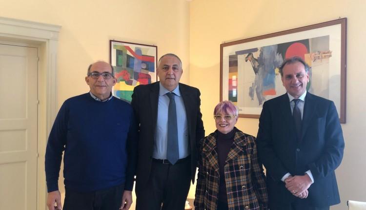 Un Protocollo d'intesa tra Assessorato Istruzione, Ersu Palermo e Associazione Joe Petrosino