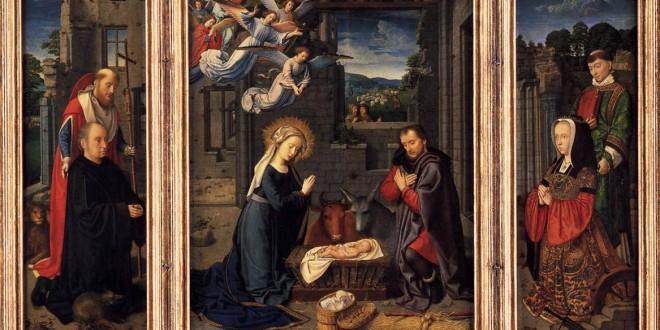Natale 2019, martedì 17 dicembre 2019 Santa Messa al Santi Romano