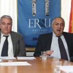 (12 dicembre, seduta d'insediamento del C. di A. alla presenza dell'assessore Roberto Lagalla)
