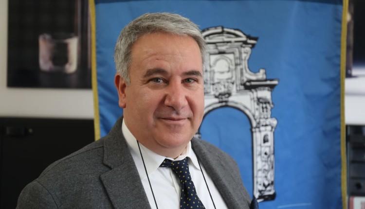 Saluto del presidente dell'Ersu Palermo, professore Giuseppe Di Miceli