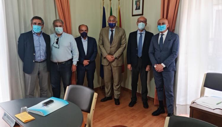 Vertice degli ERSU siciliani a Catania, presente l'assessore regionale Roberto Lagalla