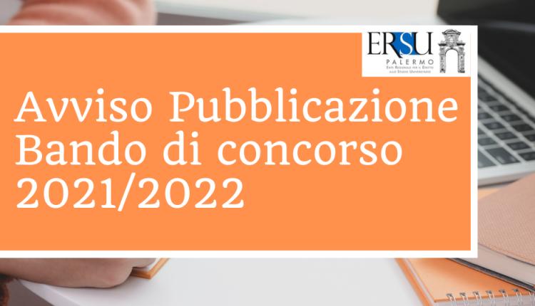 Guida al bando e guida alla compilazione della richiesta benefici per il Concorso Ersu 2021/22
