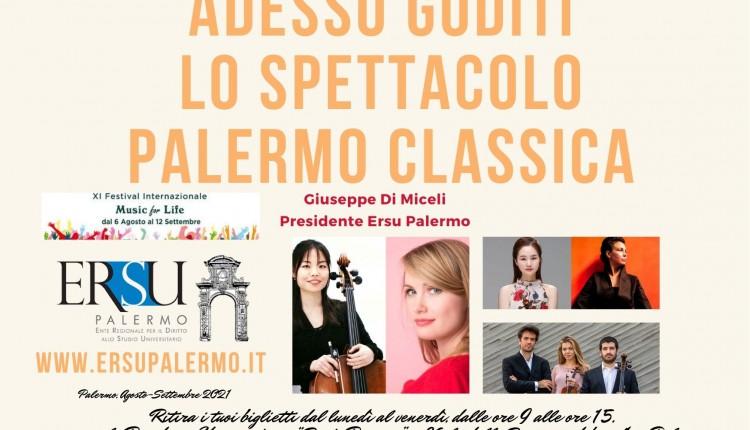 Ritiro biglietti prenotati Palermo Classica