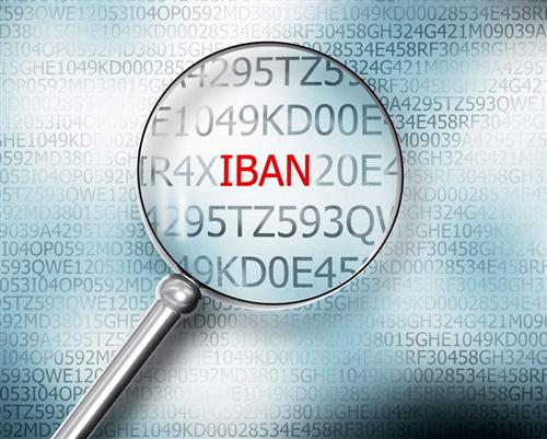 Procedura online per comunicare o modificare il codice IBAN