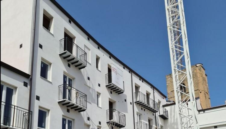 Quasi pronti 50 posti letto all'Albergheria, grazie alla collaborazione di IACP ed ERSU su un immobile del Comune di Palermo